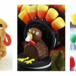 YUM! Delicious Edible Thanksgiving Crafts and Recipes To Keep The Kids Busy