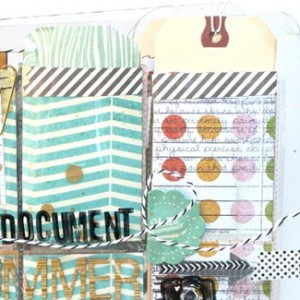 Scrappy Tag Projects