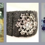 Shimmering Snowflake Patterns: 22 Winter Wonderland Jewelry Projects
