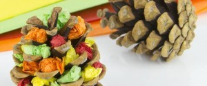 Thrify Fall Crafts Kids Love