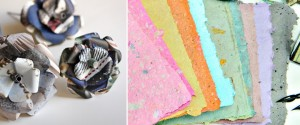 Reduce, Reuse, Recycle-20 Upcycled Paper Crafts