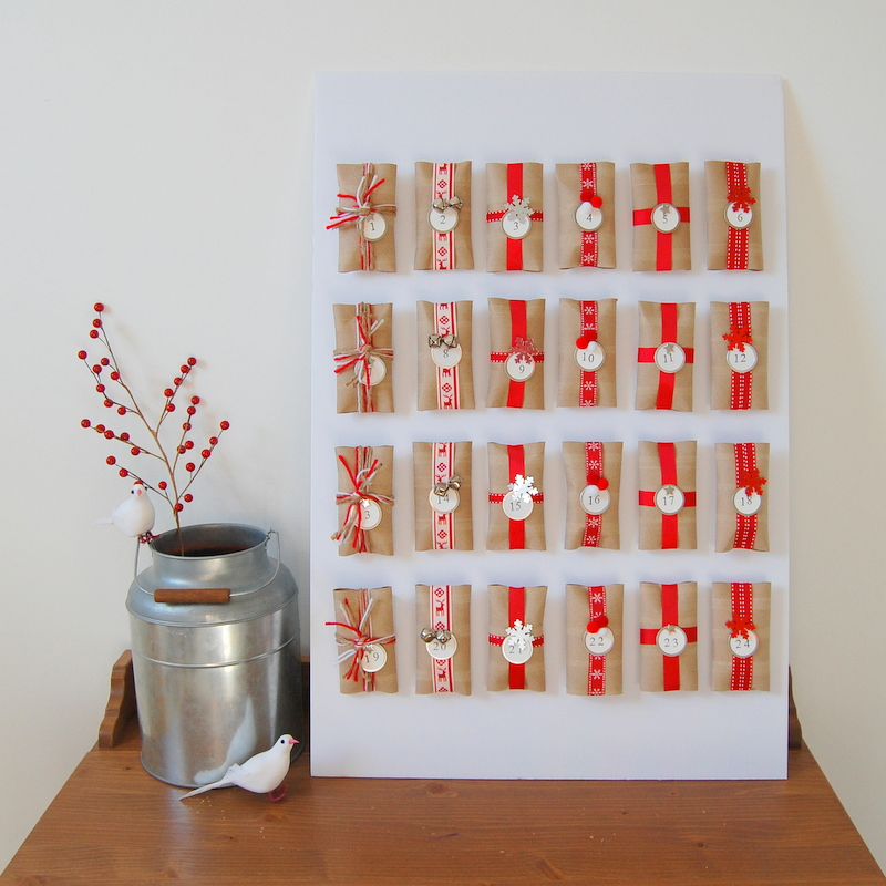 10 homemade advent calendar crafts for christmas family fun craft 10 homemade advent calendar crafts for christmas family fun craft paper scissors solutioingenieria Image collections