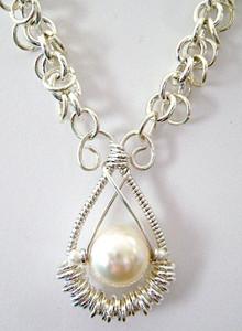 Gorgeous Pearl Pendant