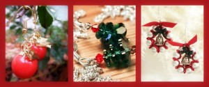 Make Ornaments for Your Ears: DIY Earrings for Christmas!