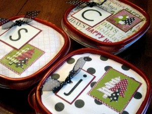 Personalized Treat Containers
