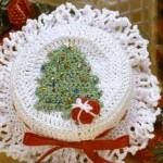 Christmas Tree Jar Pattern