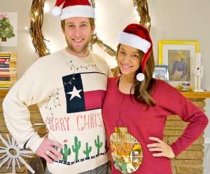 DIY-Ugly-Christmas-Sweater-Set