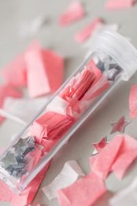 Homemade Glitter and Confetti