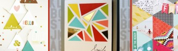 Try Angles: 15 Paper Crafting Projects With Triangles