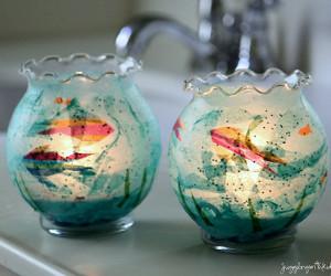 Fish Bowl Lanterns