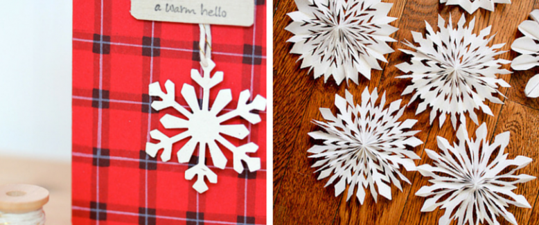 Paper Crafts Guaranteed to Help You Beat the Wintertime Blues