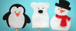 The Cutest Winter Critters to Make