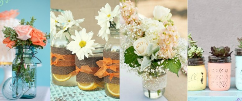 From Sweet to Stunning: Your Guide to Spring Mason Jar Centerpieces