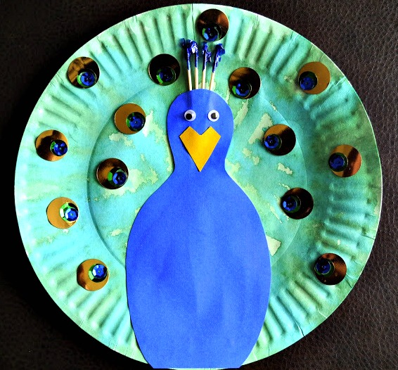 We re obsessed 17 amazing animal crafts for Animals art and craft for preschoolers