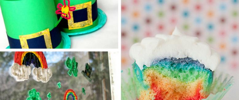 35+ St. Patrick's Day Crafts To Make You Feel Irish