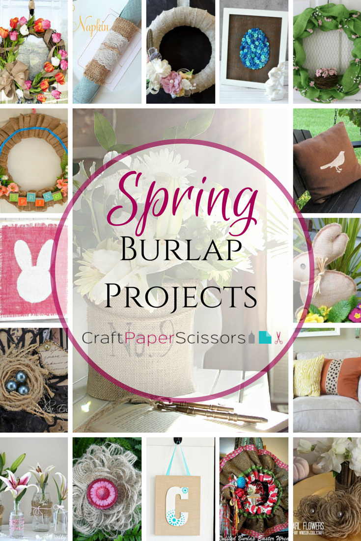 spring-burlap-craft-projects