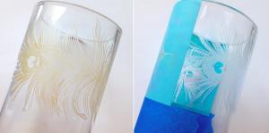glass etching silkscreen lisa fulmer