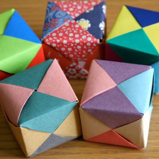 Construction Paper Basket Create These Simple Baskets In Any Color To Use As Holiday Or Party Decor