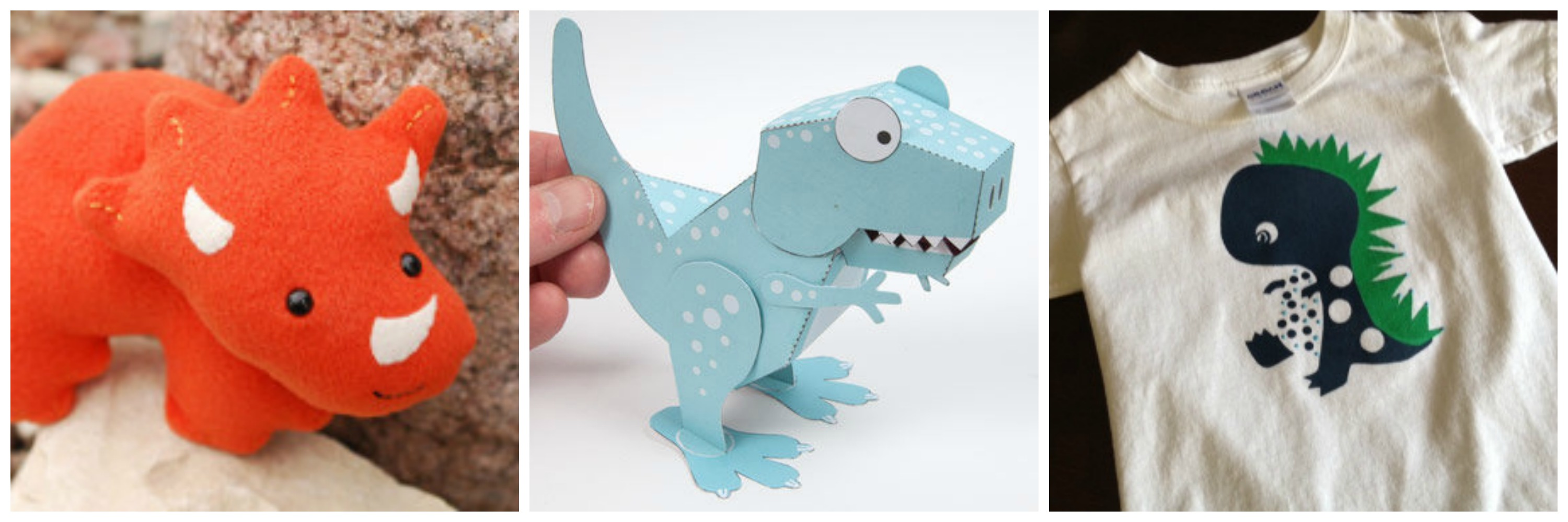 12c68d9f6c60ab Summer Blockbusters  A Jurassic World of Dinosaur Crafts - Craft Paper  Scissors