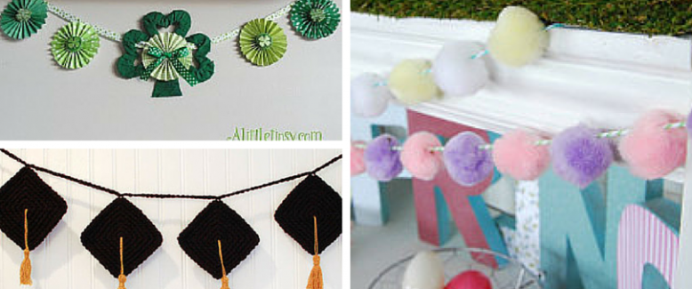 Celebrate In Style:  DIY Bunting and Banners for any Occasion