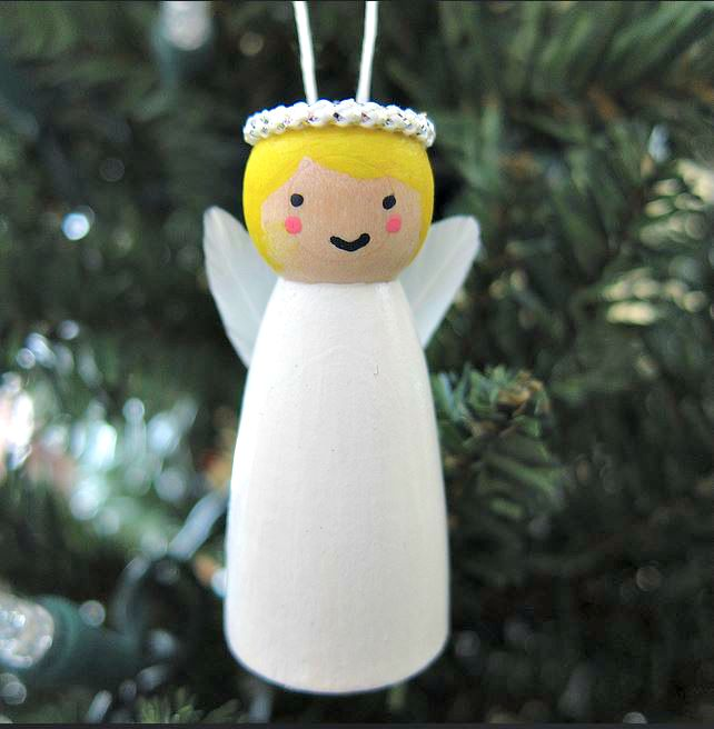 Hark The Herald Angels Sing The Best Angel Crafts For