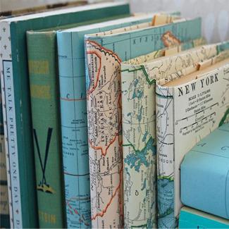 10 DIY Book Cover Ideas - Craft Paper Scissors