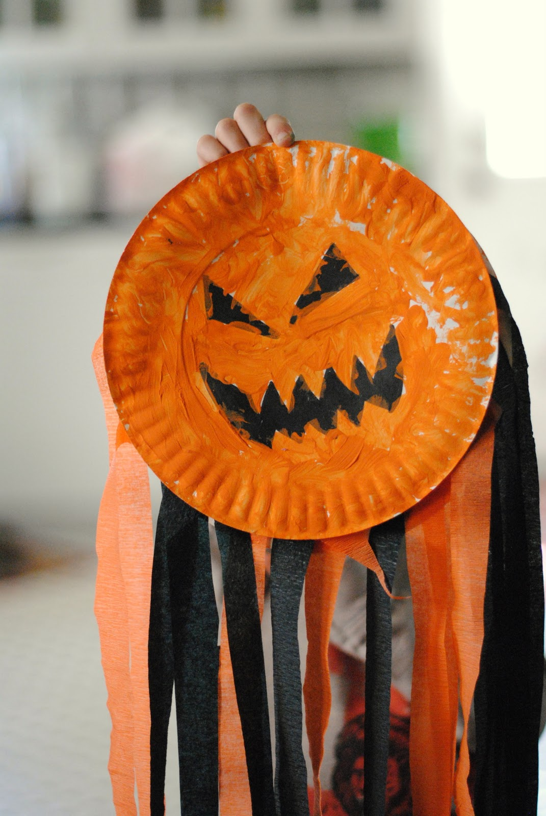 jack o lantern craft 16 crafts for craft paper scissors 4764