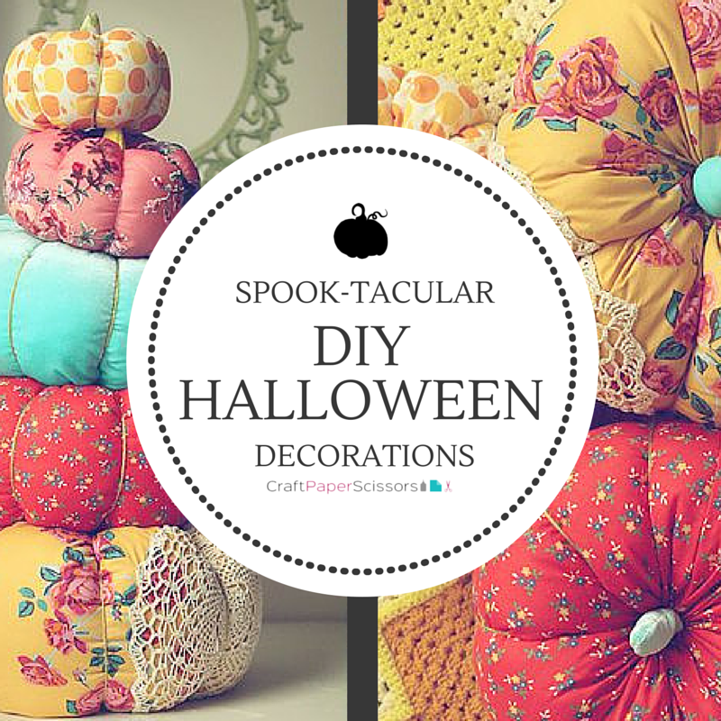 Spooktacular DIY Halloween Decorations
