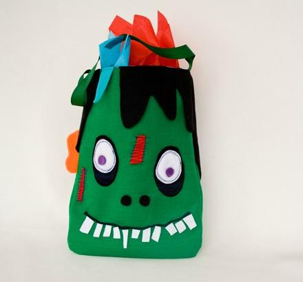FrankenZombie Gift Bag