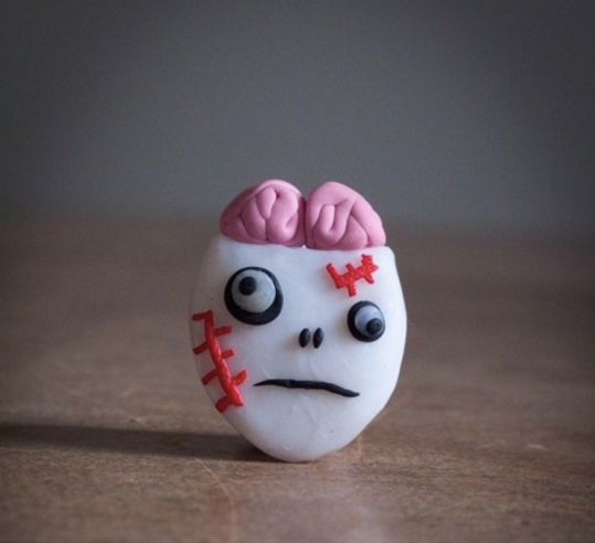 How To: Make Zombie Jewelry With Sculpting Clay