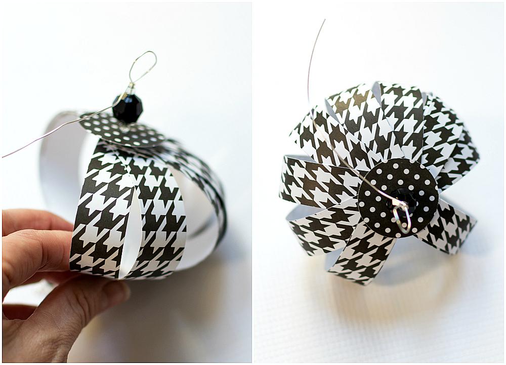 Paper Ornament How To Make 5 Craft Paper Scissors