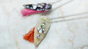Mystic Arrowhead Necklace