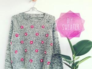 DIY Sweater