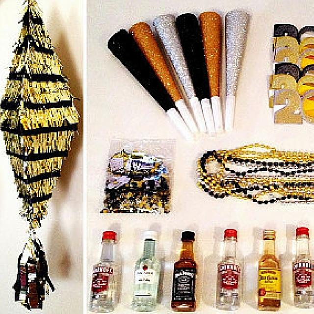 New Year, New Life DIY Pinata