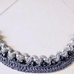 Crazy Cute Crochet Statement Necklace