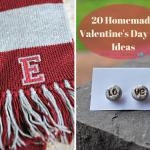 20 Homemade Valentine's Day Gift Ideas