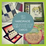 19 Handmade Birthday Cards