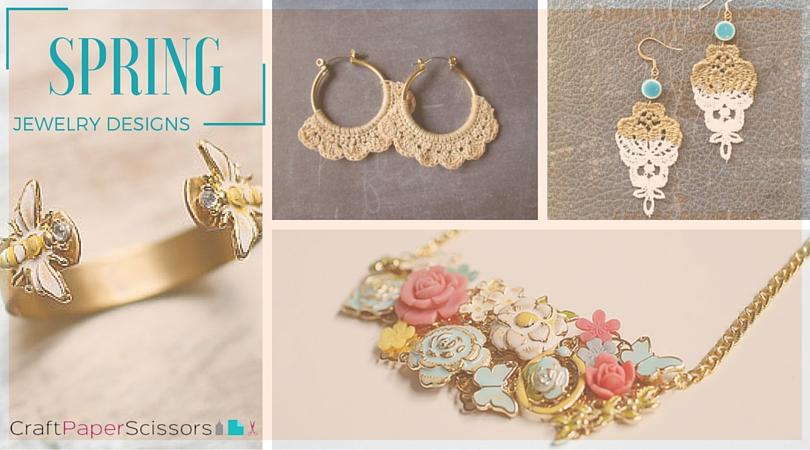Spring Jewelry Designs