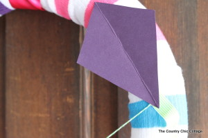 Fly a Kite Spring Wreath