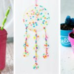 Summer Craft Ideas to Make with Your Grandkids