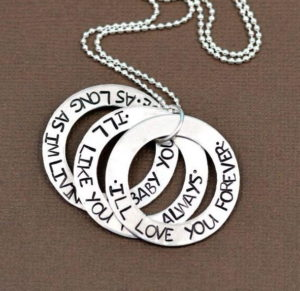 I'll Love Your Forever Necklace