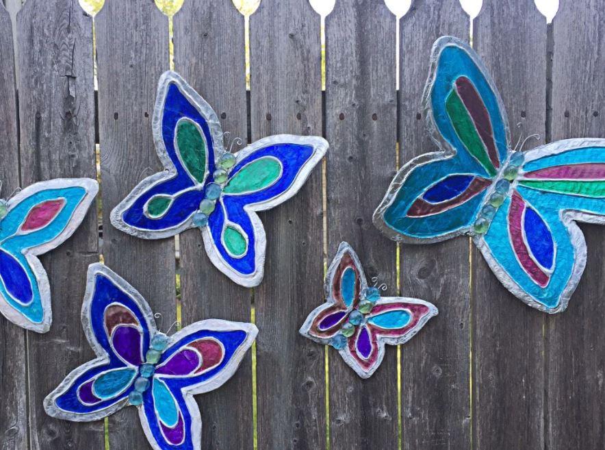 Butterfly Wall Decor