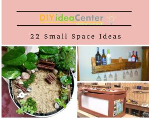 22 Small Space Ideas