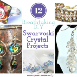 12 Breathtaking DIY Swarvoski Crystal Projects