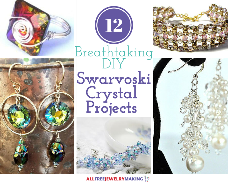 1c8766b3b32fed 12 Swarovski Crystal Patterns That Will Take Your Breath Away - Craft Paper  Scissors