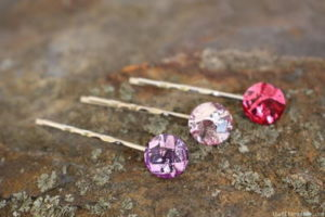 Jeweled-DIY-Bobby-Pin