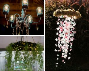 15 Charming DIY Chandelier Projects (1)