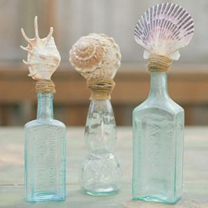 Mermaid-Shell-Topped-Bottles