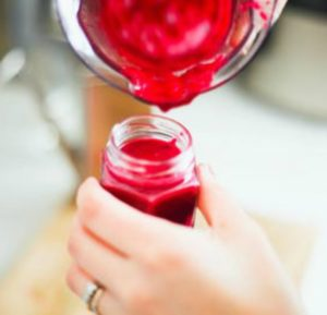 Ripe Red DIY Lip Stain