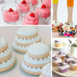 Homemade Wedding Desserts